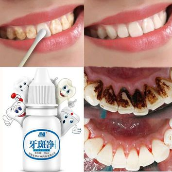 2018 New arrival 10 ML 1 bottle Teeth Whitening Hygiene Cleaning Teeth Care Tooth Cleaning Whitening Water Remove plaque