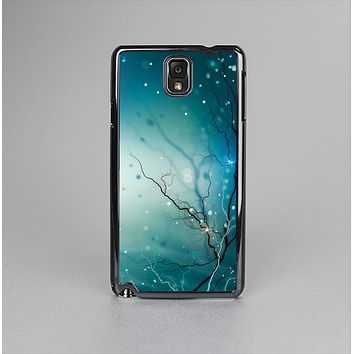 The Electric Teal Volts Skin-Sert Case for the Samsung Galaxy Note 3