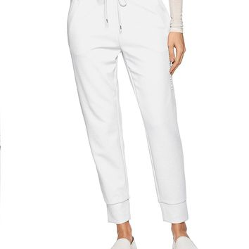 A|X Armani Exchange Women's Tonal Logo Sweatpant