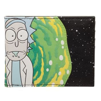 Rick and Morty BiFold Wallet