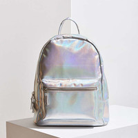 Iridescent Backpack - Urban Outfitters