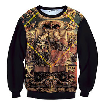 True Religious Crew Neck Sweatshirt