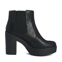 New Look Chunky Chelsea Ankle Boots