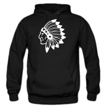 CHIEF INDIAN HOODIE