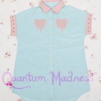 Candy Splash Heart Shirt