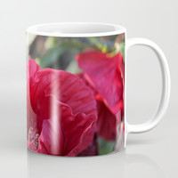 Kingdom Of Red Coffee Mug by Theresa Campbell D'August Art