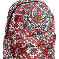 Junior Women's Volcom 'Supply' Canvas Backpack