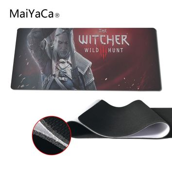 MaiYaCa Witcher 700x300mm Pad to Mouse Notbook Computer Mousepad High-end Gaming Mouse Pad Gamer to Popular Laptop Mouse Mat