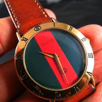 Genuine Gucci Men's watch