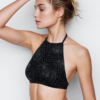 Glitter High-neck Bralette - Victoria's Secret