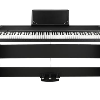 Korg B1SP Digital Piano with Stand and 3 Pedals