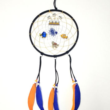 Finding Dory/Finding Nemo dream catcher