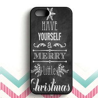 free Christmas iPhone 5 and  5s case