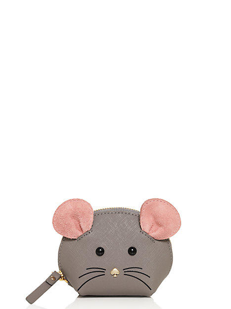 ec9a72b9ed2d Kate Spade Cat's Meow Mouse Coin Purse from kate spade new