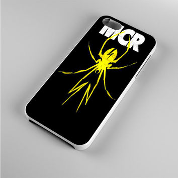 my chemical romance spyder yellow Iphone 5s Case