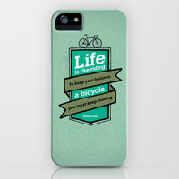 Relative Riding (ColorSet 4) iPhone & iPod Case by dacomfactory