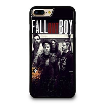 FALL OUT BOY PERSONIL iPhone 4/4S 5/5S/SE 5C 6/6S 7 8 Plus X Case