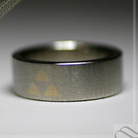 Its Dangerous to Go Alone - Zelda Inspired Ring