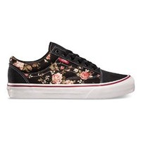Floral Old Skool