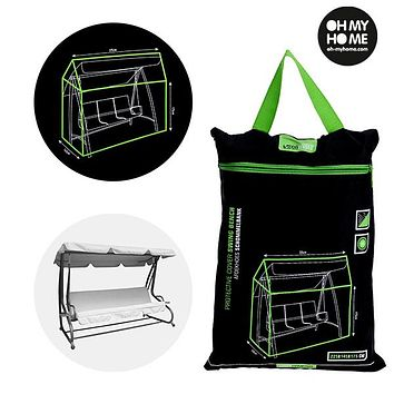 Oh My Home Garden Swing Chair Waterproof Cover