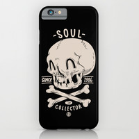 Soul Collector iPhone & iPod Case by Clogtwo