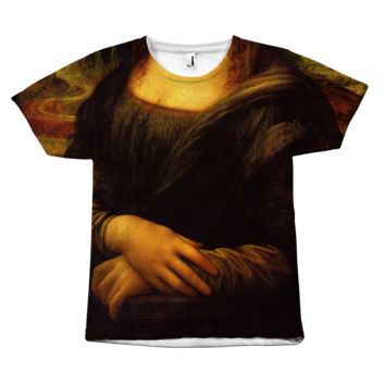 Mona Lisa All Over Shirt