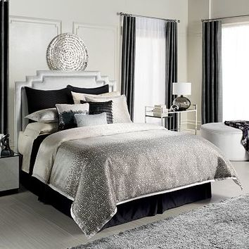 Jennifer Lopez bedding collection Jet Setter Bedding Coordinates