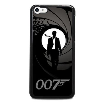 james bond 007 iphone 5c case cover  number 1