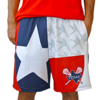 Texas Lax Shorts | Lacrosse Unlimited