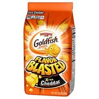 Pepperidge Farm® Goldfish Xtra Cheddar Baked Snack Crackers - 6.6oz