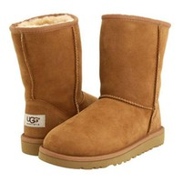 UGG Trending Women Men Casual Winter Warm Snow Boots Shoe Brown I