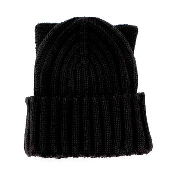 Basic Cat Ears Beanie