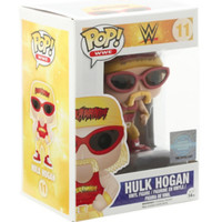 Funko WWE Pop! Hulk Hogan Vinyl Figure