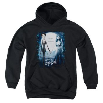 Corpse Bride - Poster Youth Pull Over Hoodie