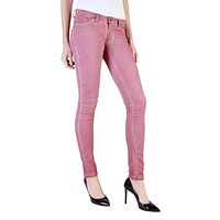 Carrera Jeans Women Red Jeans