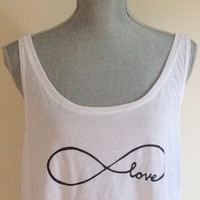 Infinite love shirt infinity