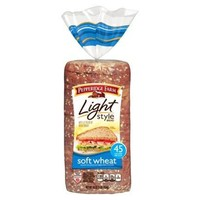 PEPPERIDGE FARM LIGHT SOFT WHEAT BREAD 16 OZ