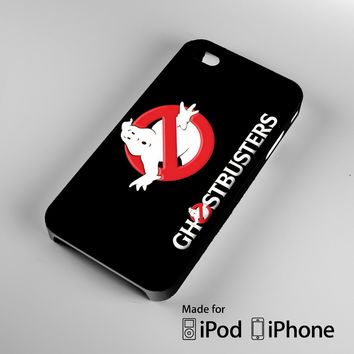 Ghostbusters iPhone 4 4S 5 5S 5C 6, iPod Touch 4 5 Cases