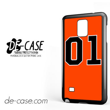 Retro Dukes Of Hazzard General Lee For Samsung Galaxy Note 4 Case Phone Case Gift Present