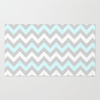 Chevron #5 Area & Throw Rug by Ornaart