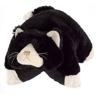 MY PILLOW PETS  My Pillow Pets Ms. Cat 18'' Large (Black)