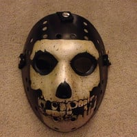 Misfits Crimson Ghost hockey mask
