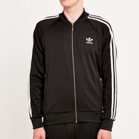 adidas Originals Superstar Track Top in Black - Urban Outfitters