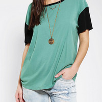 Truly Madly Deeply Short-Sleeve Boyfriend Tee