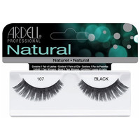 Ardell Natural Lashes Black 107