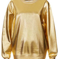 Metallic Sweat By Tee And Cake - New In This Week  - New In
