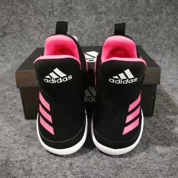 ICIKSU9 ADIDAS Girls Boys Children Baby Toddler Kids Child Durable Breathable Sneakers Sport S