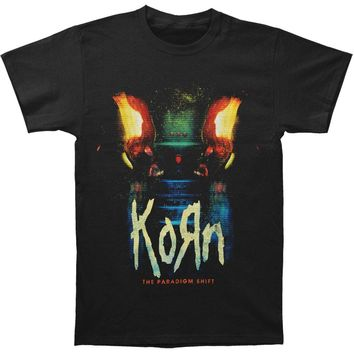 Korn Men's  2014 Tour T-shirt Black Rockabilia