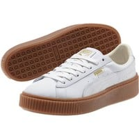 Basket Platform Core Women's Sneakers, buy it @ www.puma.com