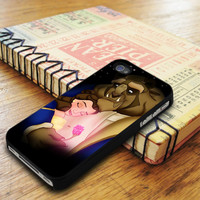 Disney Belle Beauty And The Beast iPhone 5 Or 5S Case